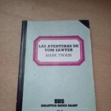 Livros em segunda mão: LAS AVENTURAS DE TOM SAWYER. MARK TWAIN. EST12B3. Lote 240177720