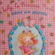 Libros de segunda mano: LIFI LA PRINCESA HADA TIENE UN SECRETO MONIKA FINSTERBUSCH BRUÑO 2005. Lote 240542890