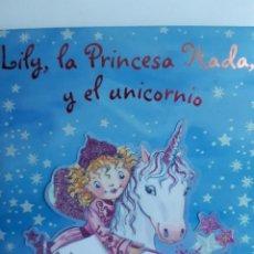Libros de segunda mano: LIFI LA PRINCESA HADA Y EL UNICORNIO MONIKA FINSTERBUSCH BRUÑO 2007. Lote 240543590