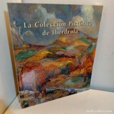 Libros de segunda mano: LA COLECCION PICTORICA DE IBERDROLA, ANA MARIA GUASCH, PINTURA / PAINTING, 2001. Lote 240633955