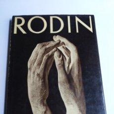 Libri di seconda mano: RODIN .SELECTED BY LUDWIG GOLDSCHEIDER. PHAIDON EXPRESS 1966 LIBRO EN INGLÉS ... . ESCULTURA. Lote 240673990
