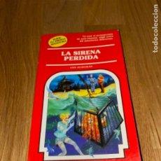 Libros de segunda mano: LIBRO JUEGO ANTIGUO LA SIRENA PERDIDA N 44,ELIGE TU PROPIA AVENTURA,TIMUN MAS,ROL,AÑOS 80,EGB,. Lote 240802805