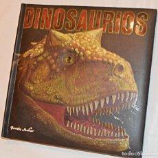 Libros de segunda mano: DINOSAURIOS - PLANETA JUNIOR - LIBRO POP-UP CON DESPLEGABLES Y TROQUELADOS. Lote 241144725