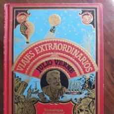Libros de segunda mano: JULIO VERNE, VEINTE MIL LEGUAS DE VIAJE SUBMARINO I, 1982 - VIAJES EXTRAORDINARIOS. Lote 241172050