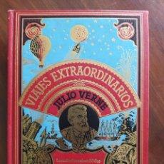 Libros de segunda mano: JULIO VERNE, LA VUELTA AL MUNDO EN 80 DÍAS - EL CHANCELLOR - 1982 - VIAJES EXTRAORDINARIOS. Lote 241172515