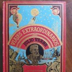 Libros de segunda mano: JULIO VERNE, LA ESFINGE DE LOS HIELOS - 1982 - VIAJES EXTRAORDINARIOS - CLUB INTERNACIONAL DEL LIBRO. Lote 241173220