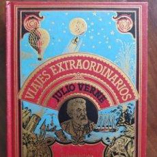 Libros de segunda mano: JULIO VERNE, UN CAPITÁN DE 15 AÑOS - 1982 - VIAJES EXTRAORDINARIOS - CLUB INTERNACIONAL DEL LIBRO. Lote 241185735
