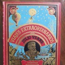 Libros de segunda mano: JULIO VERNE, LAS TRIBULACIONES DE UN CHINO EN CHINA, LOS 500 MILLONES DE LA BEGUN, 1982. Lote 241188120