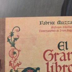 Libros de segunda mano: EL GRAN LIBRO DE LOS ENIGMAS (ROMPECABEZAS Y JUEGOS DE LÓGICA). FABRICE MAZZA. Lote 241277620