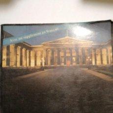 Libros de segunda mano: BRITISH MUSEUM GUIDE LONDON. GRAN BRETAÑA. 1978. Lote 241428560