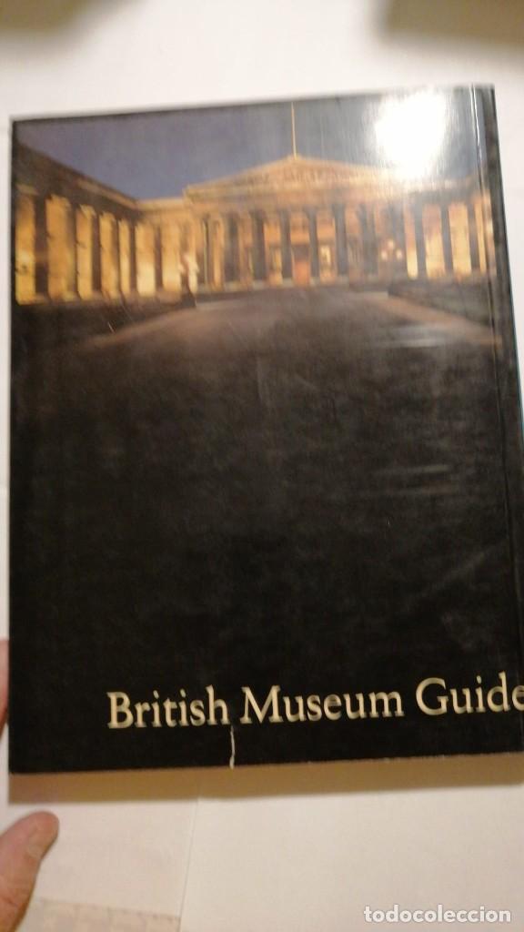 Libros de segunda mano: BRITISH MUSEUM GUIDE LONDON. GRAN BRETAÑA. 1978 - Foto 3 - 241428560