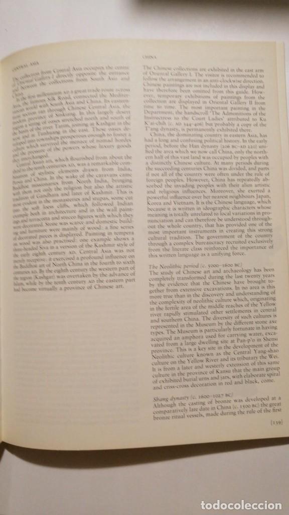 Libros de segunda mano: BRITISH MUSEUM GUIDE LONDON. GRAN BRETAÑA. 1978 - Foto 5 - 241428560