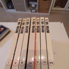 Libros de segunda mano: G-67 LOTE DE 7 PRIMEROS TOMOS DE ELECTRONIA RADIO TV EDICIONES AFHA VER FOTOS. Lote 241522540