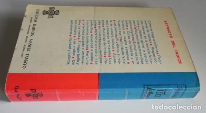 Libros de segunda mano: TU BELLEZA - ENCICLOPEDIA DE ATRACTIVO Y PERSONALIDAD LIBRO ANITA COLBY CONSEJOS GUÍA MODA SALUD ETC - Foto 13 - 241544220