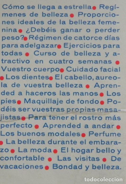 Libros de segunda mano: TU BELLEZA - ENCICLOPEDIA DE ATRACTIVO Y PERSONALIDAD LIBRO ANITA COLBY CONSEJOS GUÍA MODA SALUD ETC - Foto 2 - 241544220