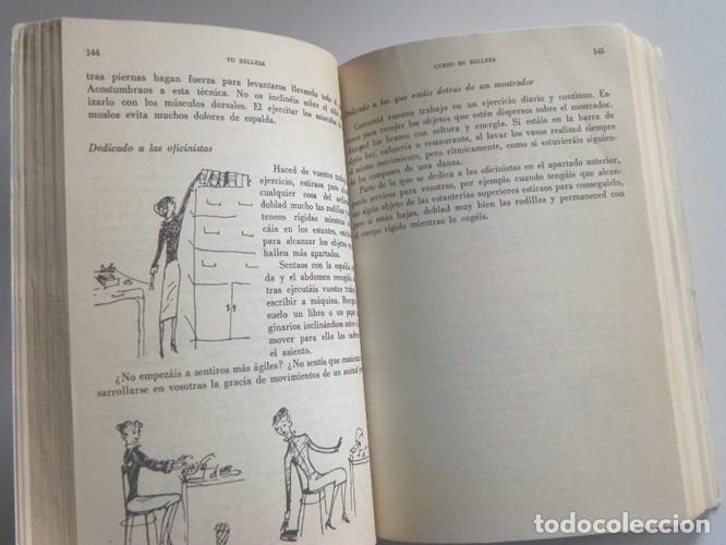 Libros de segunda mano: TU BELLEZA - ENCICLOPEDIA DE ATRACTIVO Y PERSONALIDAD LIBRO ANITA COLBY CONSEJOS GUÍA MODA SALUD ETC - Foto 11 - 241544220
