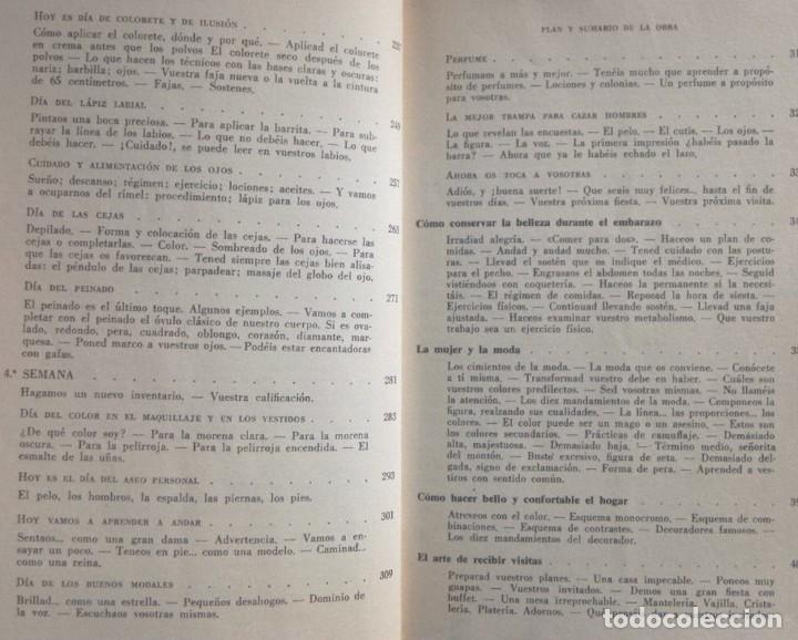 Libros de segunda mano: TU BELLEZA - ENCICLOPEDIA DE ATRACTIVO Y PERSONALIDAD LIBRO ANITA COLBY CONSEJOS GUÍA MODA SALUD ETC - Foto 5 - 241544220