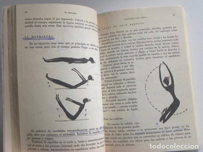 Libros de segunda mano: TU BELLEZA - ENCICLOPEDIA DE ATRACTIVO Y PERSONALIDAD LIBRO ANITA COLBY CONSEJOS GUÍA MODA SALUD ETC - Foto 10 - 241544220