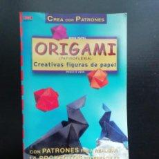 Libros de segunda mano: ORIGAMI. Lote 241553790