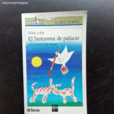 Libros de segunda mano: EL FANTASMA DE PALACIO. Lote 241594575