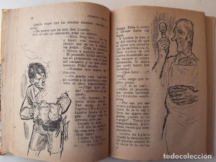 Libros de segunda mano: JUANITO SMITH EUSEBIO JACKSON JOAQUIN PELAEZ ILUSTRADOR FELIX PUENTE 1959 - Foto 16 - 241811895