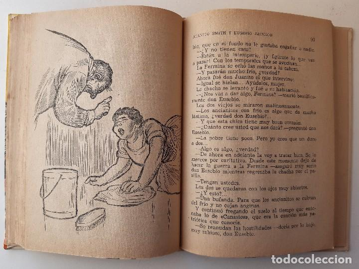Libros de segunda mano: JUANITO SMITH EUSEBIO JACKSON JOAQUIN PELAEZ ILUSTRADOR FELIX PUENTE 1959 - Foto 17 - 241811895
