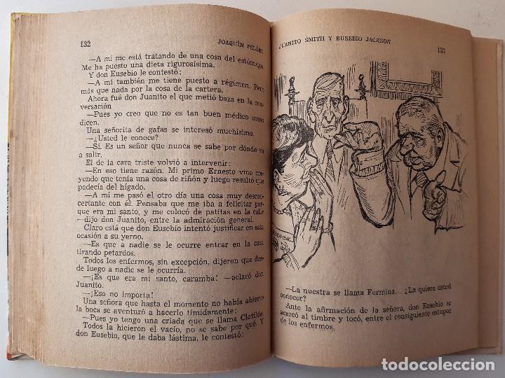 Libros de segunda mano: JUANITO SMITH EUSEBIO JACKSON JOAQUIN PELAEZ ILUSTRADOR FELIX PUENTE 1959 - Foto 20 - 241811895