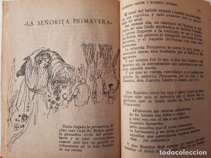 Libros de segunda mano: JUANITO SMITH EUSEBIO JACKSON JOAQUIN PELAEZ ILUSTRADOR FELIX PUENTE 1959 - Foto 22 - 241811895