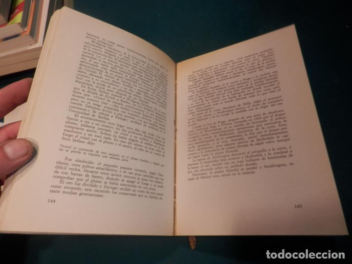 Libros de segunda mano: MANUAL DE LA MAGIA Y DE LA BRUJERÍA - LIBRO DE OSVALDO PEGASO - DE VECCHI 1980 - ILUS. EN B/N - Foto 4 - 242030760