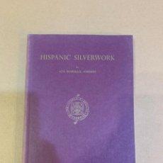 Libros de segunda mano: PLATERIA / PLATA ESPAÑOLA / HISPANIC SILVERWORK / 1944. Lote 242031090