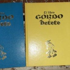 Libros de segunda mano: LOTE 2 LIBROS DE PETETE (AMARILLO - AZUL) PERFECTO ESTADO. Lote 242171915