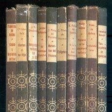 Libros de segunda mano: NUMULITE * CONJUNTO DE 10 EJEMPLARES COLECCIÓN CISNEROS JAIME DELGADO MARIO PENNA ... T10. Lote 242322720
