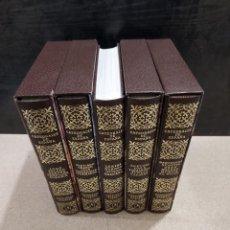 Libros de segunda mano: CATEDRALES DE ESPAÑA...EVEREST..5 TOMOS..... Lote 242341390