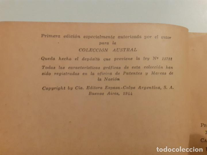 Libros de segunda mano: AMIEL ESTUDIO SOBRE LA TIMIDEZ - MARAÑÓN - 1944 - Foto 2 - 242464025