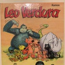 Libros de segunda mano: LEO VERDURA. Lote 242477565