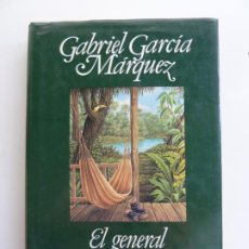 Libros de segunda mano: EL GENERAL EN SU LABERINTO. GARCÍA MÁRQUEZ. Lote 242488310