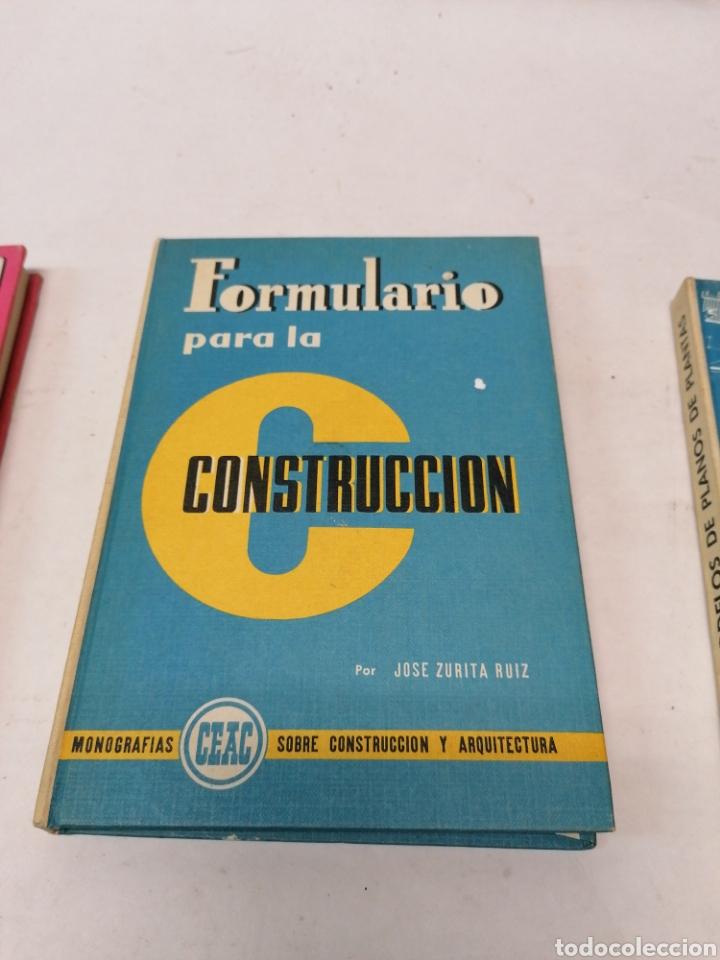 Libros de segunda mano: 6 libros CEAC - Foto 3 - 242818290