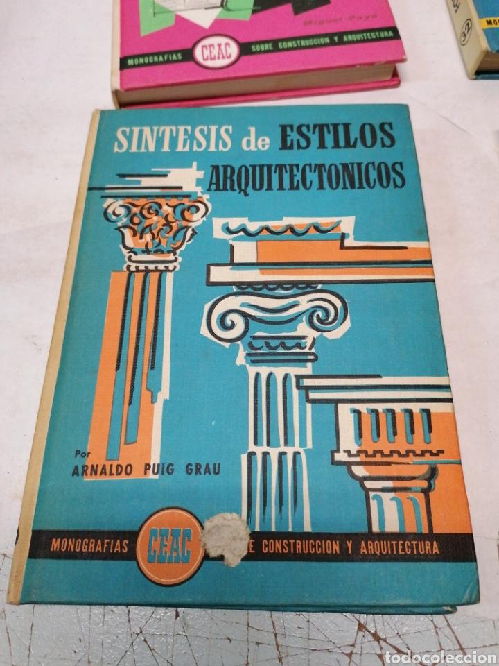 Libros de segunda mano: 6 libros CEAC - Foto 5 - 242818290