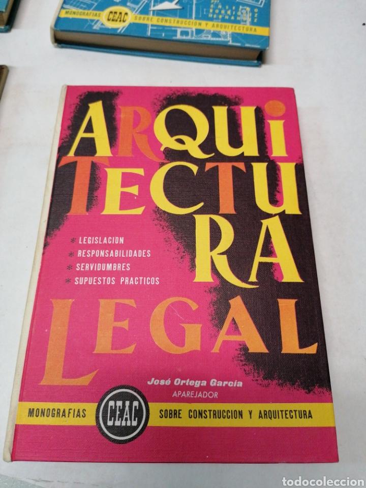 Libros de segunda mano: 6 libros CEAC - Foto 7 - 242818290