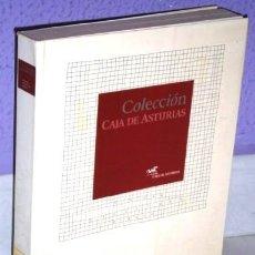 Libros de segunda mano: COLECCIÓN CAJA DE ASTURIAS / PINTURA, ESCULTURA, DIBUJO / CRABIFFOSSE Y BARÓN EN OVIEDO 1996. Lote 242955690