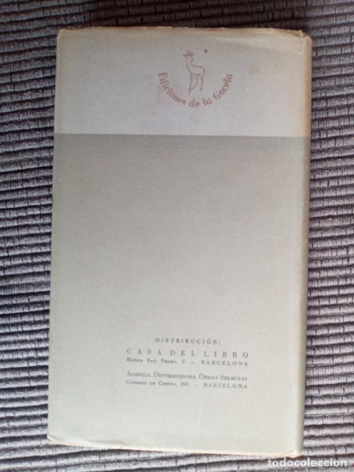 Libros de segunda mano: LAS QUINTAESENCIAS. BERARD SHAW. LA GACELA 1942. - Foto 2 - 242956265