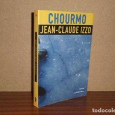Livres d'occasion: CHOURMO - IZZO, JEAN-CLAUDE. Lote 242809570