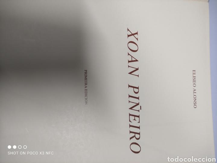 Libros de segunda mano: Xoan Piñeiro - Foto 2 - 243047900