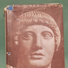 Libros de segunda mano: HISTORIA DE LA CULTURA SEGUNDA EDICIÓN POR ENRIQUE BAGUÉ EDICIONES TEIDE 1945. Lote 243139580