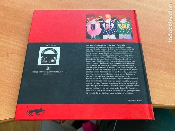 Libros de segunda mano: PATITAS DE MOSCA IMA SANCHIS SABALA CUENTOS PARA DULTOS (COIB193) - Foto 2 - 243234555