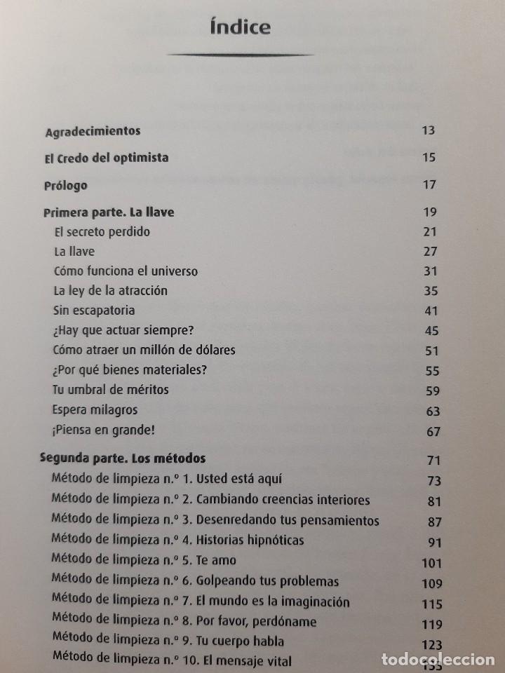 Libros de segunda mano: LA LLAVE EL SECRETO PERDIDO PARA ATRAER TODO LO QUE DESEAS JOE VITALE GRANICA 2008 - Foto 11 - 243304240