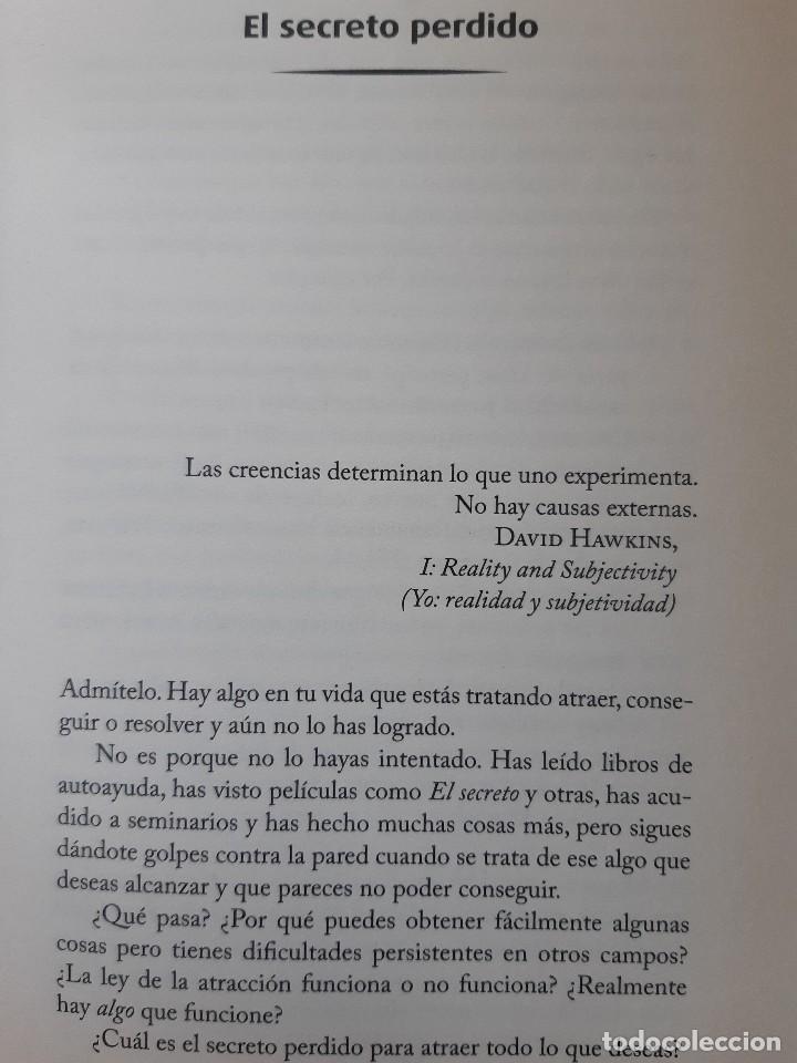 Libros de segunda mano: LA LLAVE EL SECRETO PERDIDO PARA ATRAER TODO LO QUE DESEAS JOE VITALE GRANICA 2008 - Foto 15 - 243304240