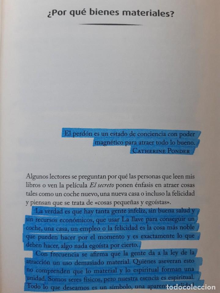 Libros de segunda mano: LA LLAVE EL SECRETO PERDIDO PARA ATRAER TODO LO QUE DESEAS JOE VITALE GRANICA 2008 - Foto 24 - 243304240