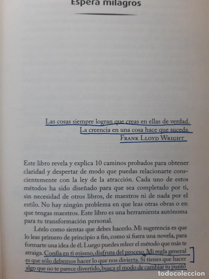 Libros de segunda mano: LA LLAVE EL SECRETO PERDIDO PARA ATRAER TODO LO QUE DESEAS JOE VITALE GRANICA 2008 - Foto 26 - 243304240