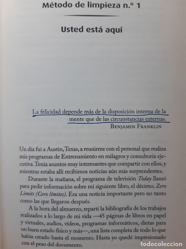 Libros de segunda mano: LA LLAVE EL SECRETO PERDIDO PARA ATRAER TODO LO QUE DESEAS JOE VITALE GRANICA 2008 - Foto 28 - 243304240